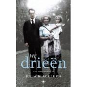 Bezige Bij b.v., Uitgeverij De Wij drieen - Julia Blackburn - ebook