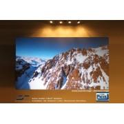 Ecran proiectie cu rama fixa, de perete, 264 x 148 cm, EliteScreens AEON ALR AR120DHD3, CineGrey 3D, Format 16:9