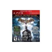 Batman Arkham Asylum 3d Ps3