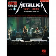 Hal Leonard Guitar Play-Along Volume 196: Metallica 1991-2016