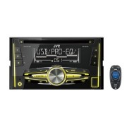 JVC Car Audio - KW-R510 Double Din Receiver