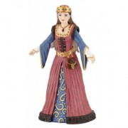 Figurina Papo - Regina din perioada medievala