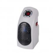Mini Aeroterma electrica de perete Camry, 700W, 2 trepte de incalzire, incalzitor din ceramica, display LED, termostat