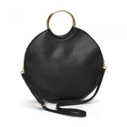 Ring Detail Oversized BAG Accessories & Handbags - Black/white