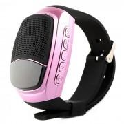 B90 Altavoz portatil de mini movimiento de audio Bluetooth - Rosa