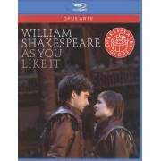 William Shakespeare: As You Like It - Shakespeare's Globe Theatre [Blu-ray] [2009]