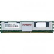 RAM Serveur DDR2-667 Transcend PC2-5300F 2GB Fully Buffered ECC TS256MFB72V6U-T