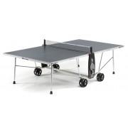 Cornilleau 100 S Crossover outdoor SZÜRKE kültéri pingpong asztal (Csillogásmentesített asztallapokk