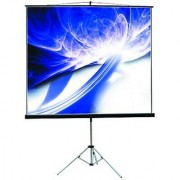 6x6 TRIPOD TYPE PROJECTOR SCREEN IN HIGH GAIN FABRIC(IMPORTED USA A+++++ GRADE)