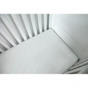 Set 2 cearsafuri cu elastic PlainTeddy 70 x 140 cm