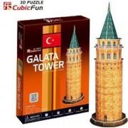 Cubicfun 3D Puzzle Calata Tower