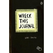 Wreck This Journal (Black): To Create Is to Destroy, Paperback