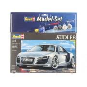 Revell Revell67398 Audi R8 Model Set (106-Piece)