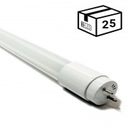 Barcelona LED Pack tube LED T8 18W 120 cm en verre (25 u.) - Barcelona LED