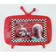 Porta Chaves e Retrato TV retrô 2 em 1 personalizado