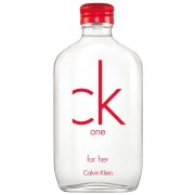 Calvin Klein CK One Red for her eau de toilette 100 ml spray