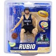 McFarlane RICKY RUBIO collectors club Exclusive NBA series 22 Rookie figure Minnesota Timberwolves #