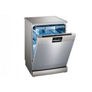 Siemens SN278I36UE 60Cm Freestanding Dishwasher Silver Inox
