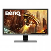 Monitor 28″ BENQ EL2870U, LED, 16:9, 4K, 2x HDMI, DP, 2 x 2W, 1ms, grey