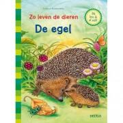 Zo leven de dieren: De egel - Friederun Reichenstetter