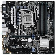 Placa de baza Asus Prime Z270M-Plus, Intel Z270, LGA 1151