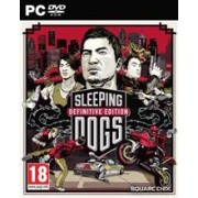 Sleeping Dogs Definitive Edition Limited Edition Pc