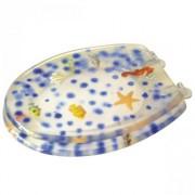 Capac WC polirasina Sanotechnik 29301