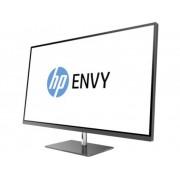 HP Envy 27s LED-monitor 68.6 cm (27 inch) Energielabel B (A+ - F) 3840 x 2160 pix UHD 2160p (4K) 5.4 ms HDMI, DisplayPort AH-IPS LED