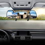 EY Dash HD 1080P DVR Cam Video Recorder Espejo Retrovisor Del Coche Del Vehículo De La Cámara