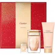 Cartier La Panthere Комплект (EDP 75ml + EDP 6ml + BL 100ml) за Жени