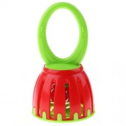Phenovo Cute Hand Bells Baby Toys Baby Rattle Ring Bell Toy Infant Early Education