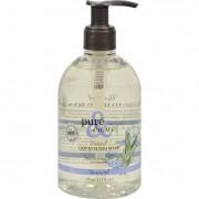 Pure and Basic Green Tea Naturals Liquid Hand Soap Unscented - 12.5 fl oz