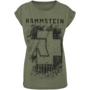 Rammstein 6 Herzen Damen-T-Shirt - Offizielles Merchandise S, M, L, XL, XXL Damen