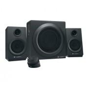 Zvučnici Logitech Z333, 2.1, crni