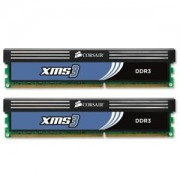Memorie Corsair 4GB (2x2GB) DDR3, 1600MHz, CL9, Dual Channel Kit, CMX4GX3M2A1600C9