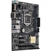 Placa de baza ASUS H110M-C , Socket 1151 , Micro ATX , DDR4 , Sloturi 2