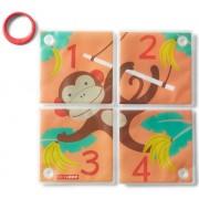 Jucarie pentru baie SKIP HOP Zoo Bath Puzzle 235359