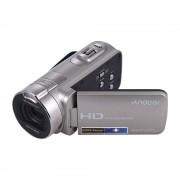 Andoer HDV-312P Digitale Video Camera 20 M 1080 P Full HD Draagbare Video Camera thuisgebruik Mini DV met 2.7 'TFT Roterende LCD Screen