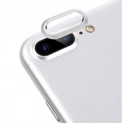Camera Lens Protective Case Cover Ring for iPhone 7 Plus (Silver)