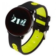 GARETT Smartwatch Sport 14 Czarno-żółty