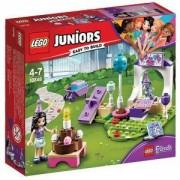 Конструктор Лего Джуниърс - Партито за домашни любимци на Emma, LEGO Juniors, 10748