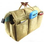 Organizator geanta sau poseta Keriea-auriu