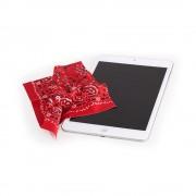 Pano Microfibra - Bandana Vermelha
