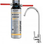 Depuratore Acqua Kit Everpure 2k Plus Con Testa Ql2b E E Rubinetto Kit Everpure 2k Plus Con Testa Ql2b E Rubinetto