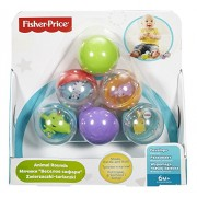 Fisher Price Silly Safari Animal Rounds, Multi Color