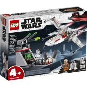 LEGO Star Wars TM 75235 X-Wing Starfighter Trench Run