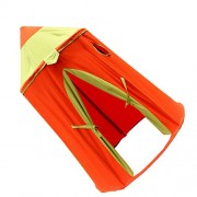 Segolike Children's Playtent Play House Kids Play Tents Beach Tent for Indoor Outdoor - orange