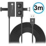 Baseus Suction Cup Mobile Game Lightning Charging Cable - 3m