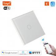 Inteligentný WiFi Dotykový vypínač -Tuya Smart Life 1 Chanel