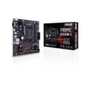 MB ASUS PRIME B350M-E AMD S-AM4 RYZEN /4X DDR4 2666 ECC/NON-ECC/2X USB 3.1/6 X USB 3.0 3X USB 2.0 /2PCIE X16/ 2X PCIE 2.0MICRO ATX/REQUIERE TARJETA DE VIDEO PARA PROCESADORES RYZEN/PC